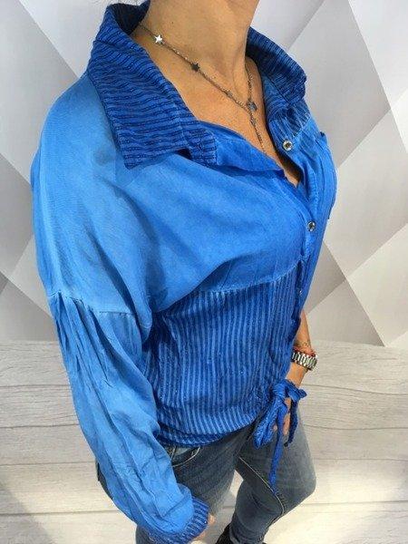 Koszula wiązana