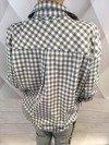 Koszula krata szara